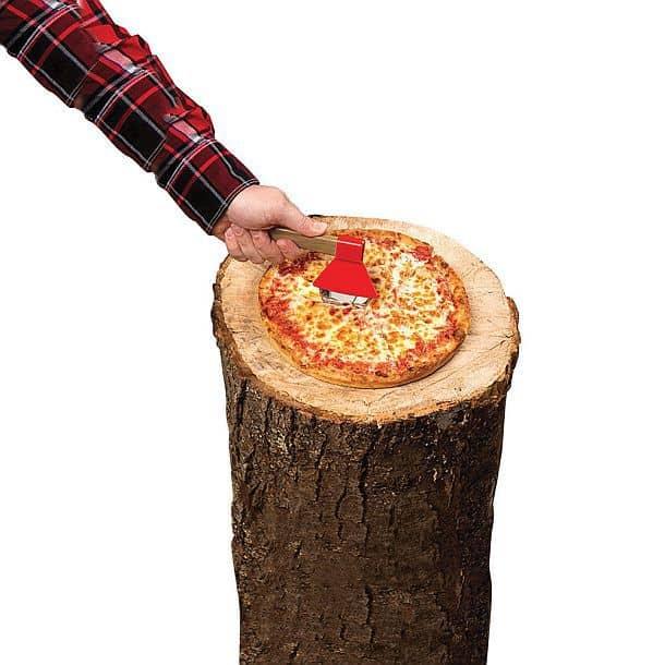 Нож для пиццы в виде топора