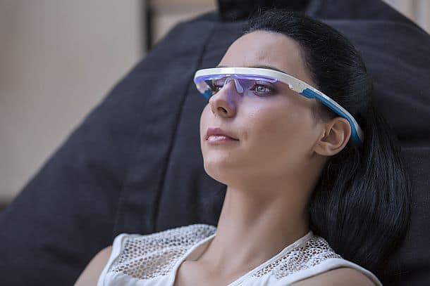 Очки для светотерапии Ayo