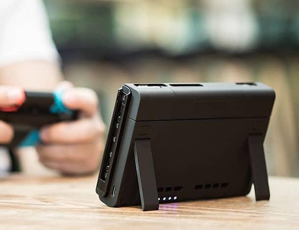 Переносная зарядка Antank для Nintendo Switch