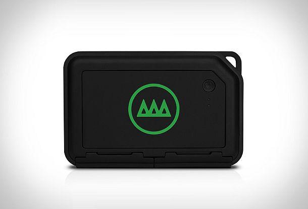 Портативное устройство Gnarbox для комбинирования и редактирования видеоматериалов