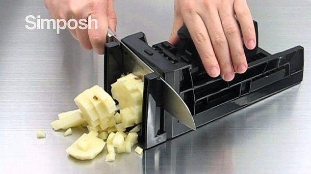 Приспособление для идеальной нарезки продуктов питания Simposh