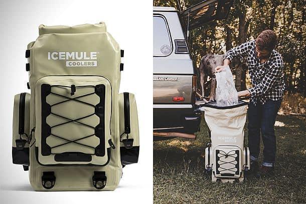 Рюкзак-кулер Boss backpack от компании Icemule