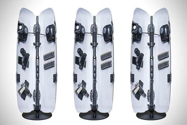 Сейф для безопасного хранения оружия Gunbox SK-1