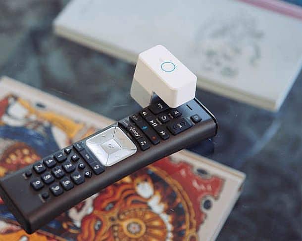 Устройство для нажимания кнопок MicroBot Push