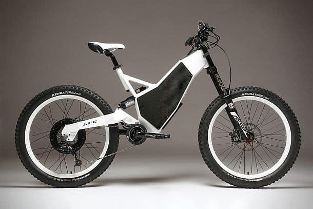 Электрический горный велосипед HPC Revolution X