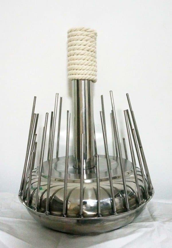 Музыкальный инструмент для создания устрашающих звуков Waterphone