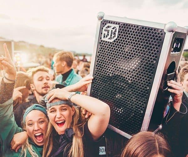 Самая громкая портативная BT-колонка в мире от Soundboks