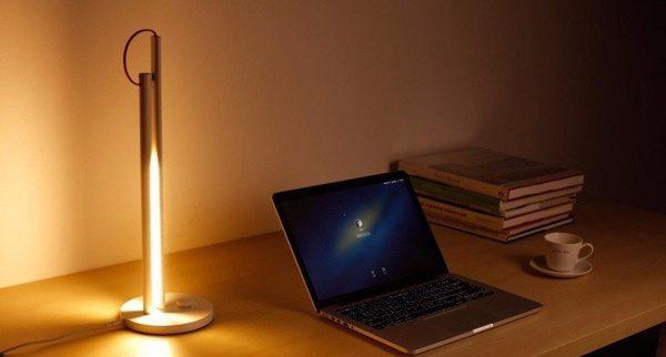 Настольная лампа Xiaomi Mijia с поддержкой Wi-Fi