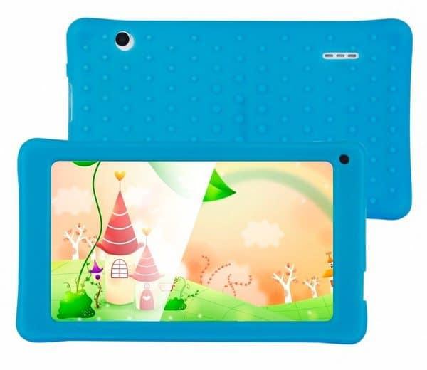 Защищённый детский планшет AOSON M753