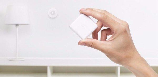 Управляющий тактильный кубик Xiaomi Mi Cube