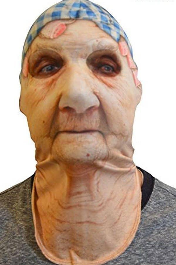 Гиперреалистичные маски с чужими лицами