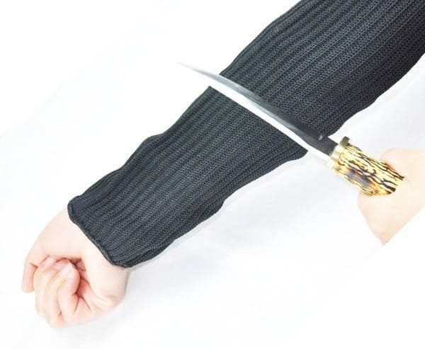 Защитный рукав из арамидных волокон