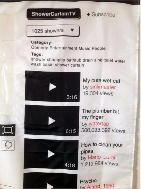 Шторка для ванной BathTub