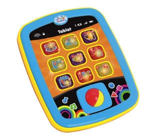 Обучающий планшет для самых маленьких