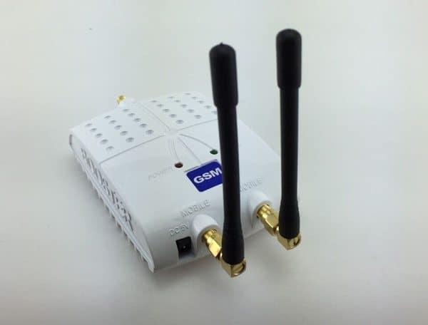 Усилитель сигнала 2G с 2 антеннами