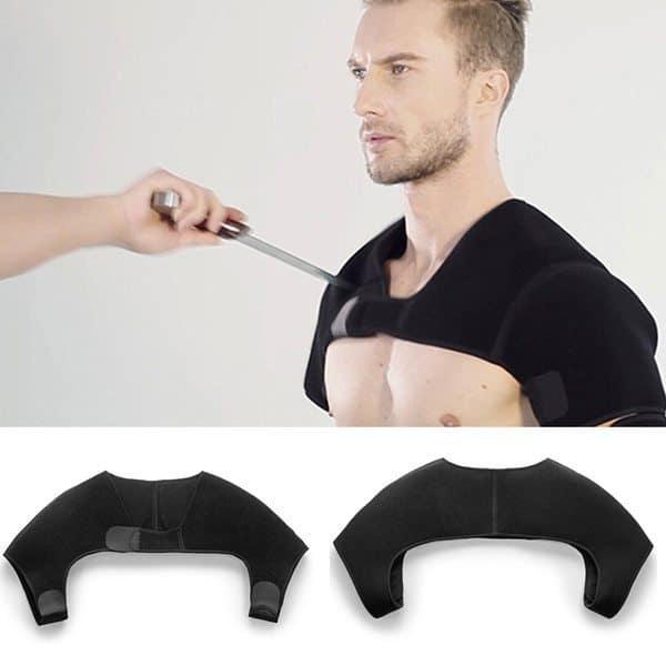 Защита шеи и плеч