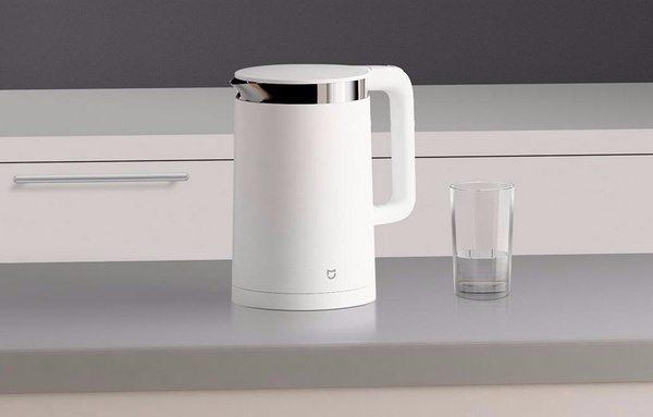 Чайник с интеллектуальным контролем температуры