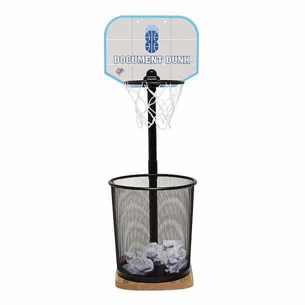 Баскетбольная стойка для офисных бумаг Document Dunk