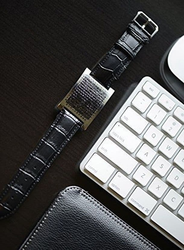 Браслет для паролей Enigmaze