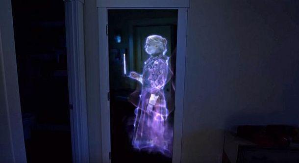 Голографические цифровые декорации на Хэллоуин AtmosFearFX