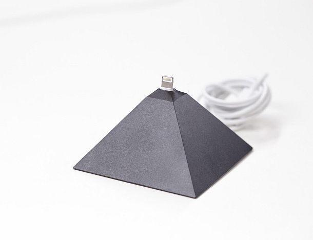 Док-станция с аудиоколонками Great Pyramid