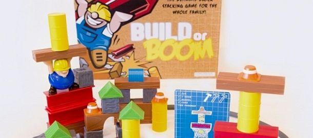 Игра в кубики Build or Boom