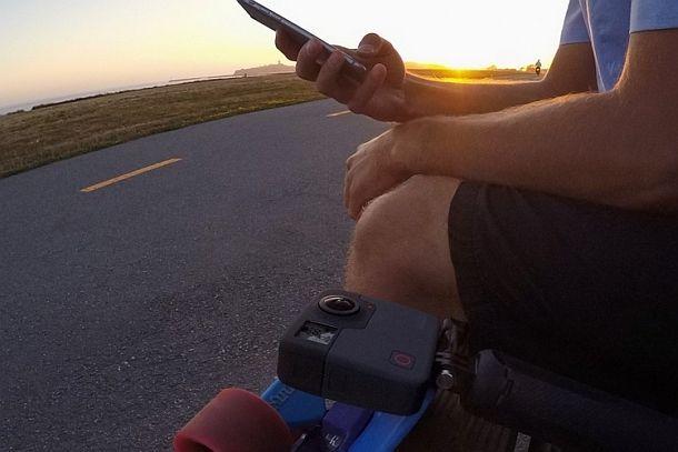 Камера GoPro Fusion 360 градусов