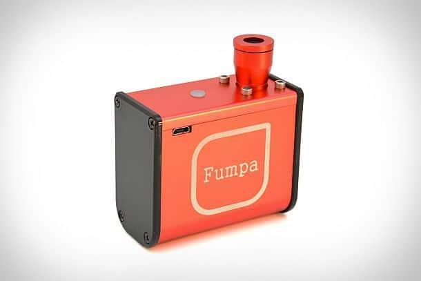 Миниатюрный велосипедный насос Mini Fumpa