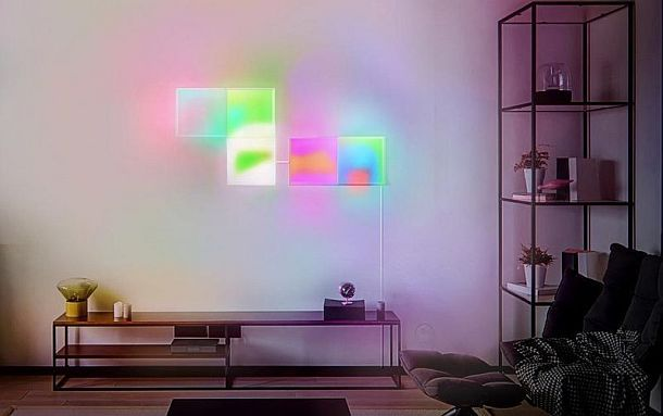 Настенный светодиодный светильник Lifx Tile