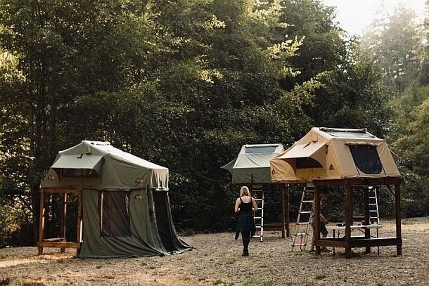 Небесная палатка Tepui
