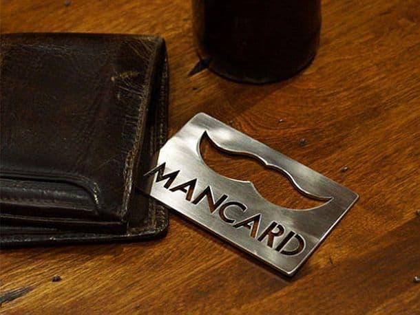 Открывалка для бутылок ManCard