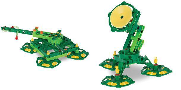 Робот, умеющий карабкаться по стенам Geckobot