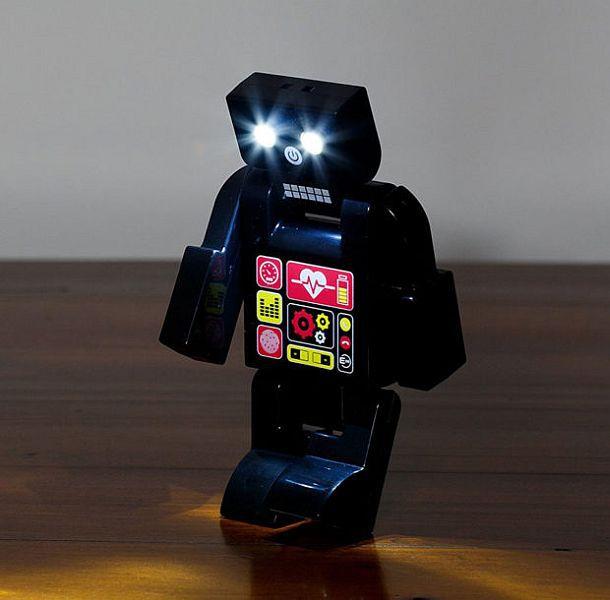 Робот-фонарик Pozebot