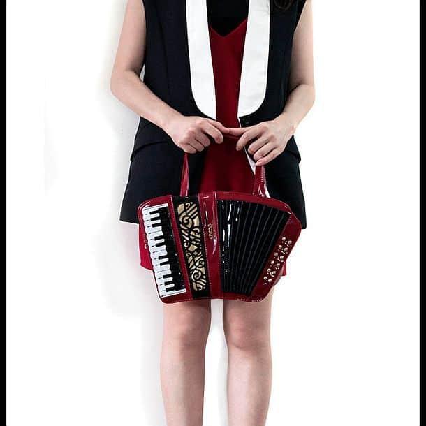 Сумка-аккордеон в винтажном стиле