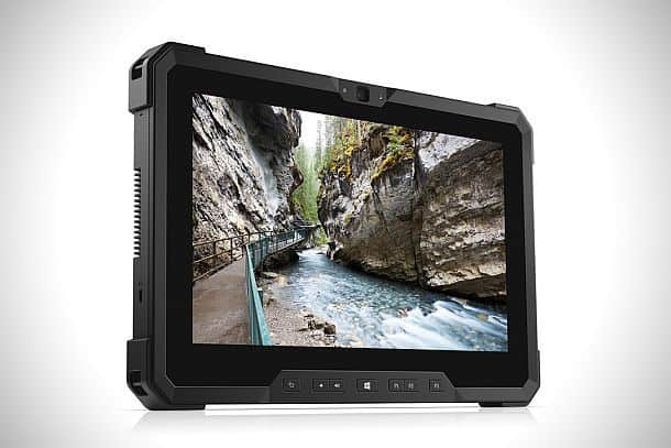Суперпрочный планшет для экстремалов Latitude 7212 Rugged Extreme