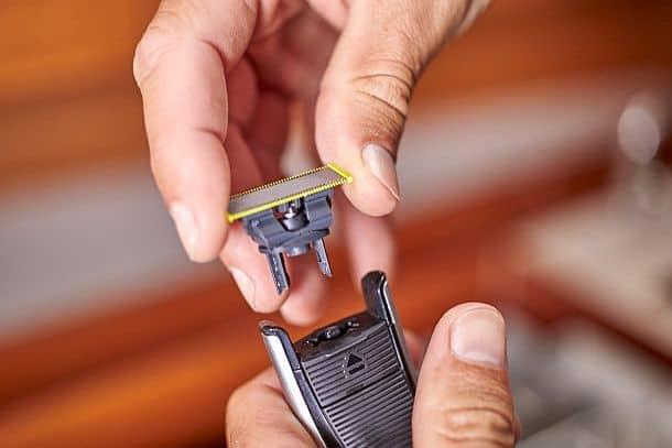 Электробритва Philips OneBlade QP6520.70 Pro