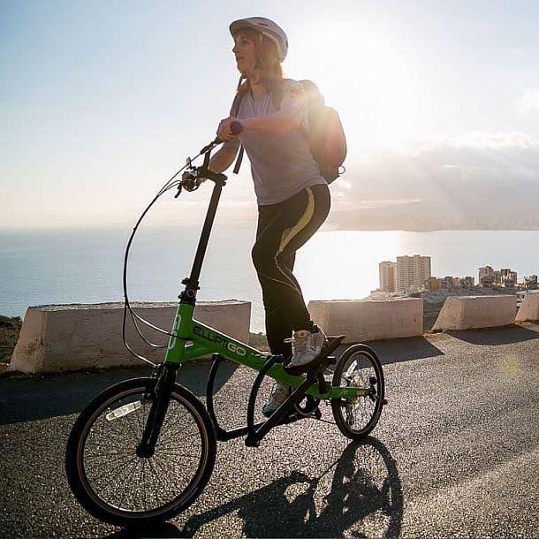 Эллиптический велосипед ElliptiGO 8C