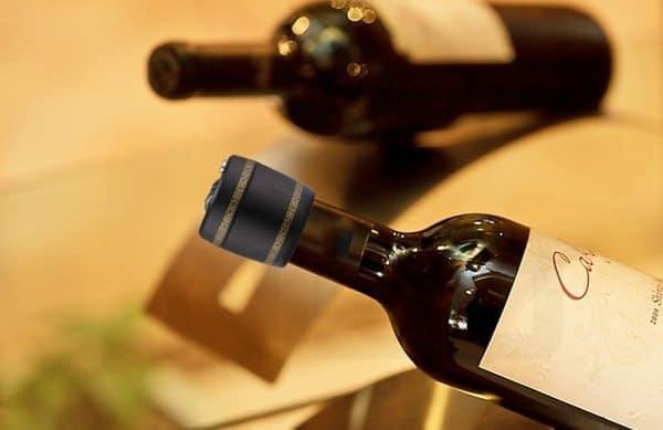 Пробка для винных бутылок с кодовым замком