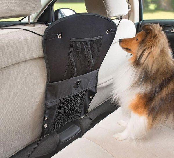 Автомобильная сетка-барьер для собак