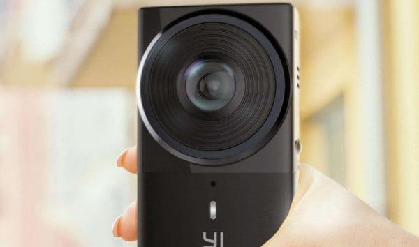 Сферическая видеокамера Xiaomi YI 360