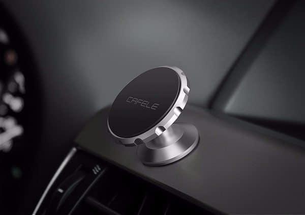 Магнитный автодержатель для телефона Cafele