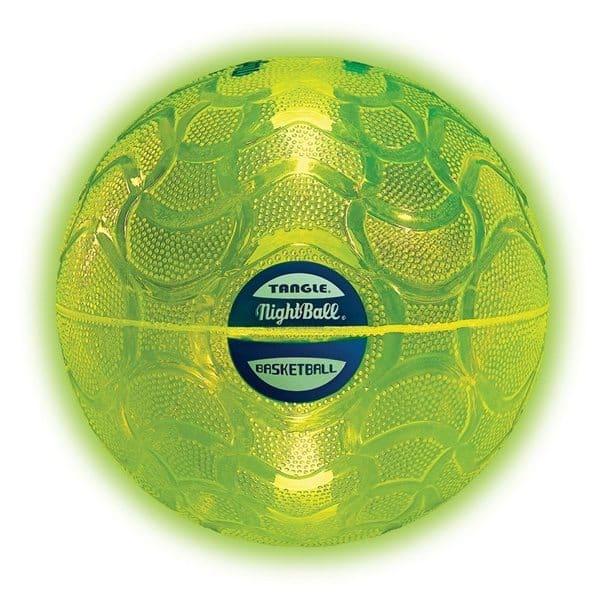 Баскетбольный мяч с внутренней подсветкой NightBall