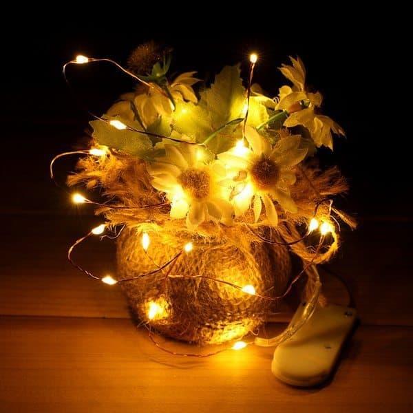 Светодиодная лента для создания домашнего декора