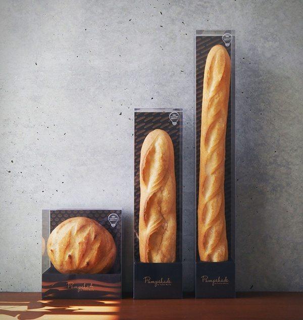 Хлебобулочные светильники Pampshade от Юкико Морита