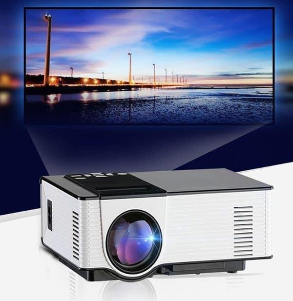 Универсальный проектор для дома и работы