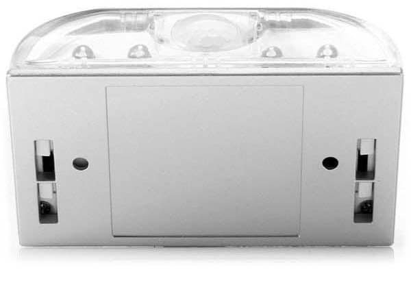 Микроподсветка для замочной скважины на основе ИК-датчика