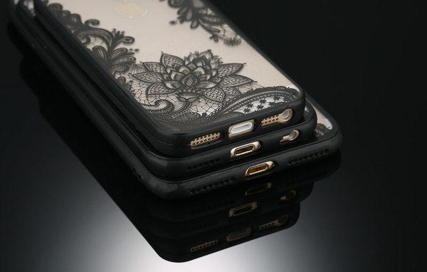 Кружевной чехол для iPhone