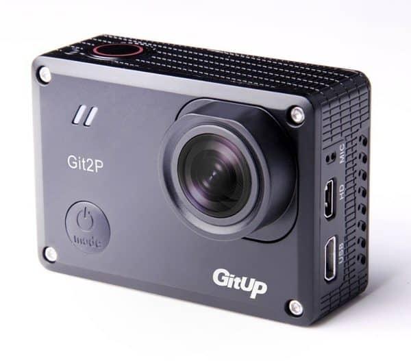 Экшн-камера Git2P с поддержкой 2K