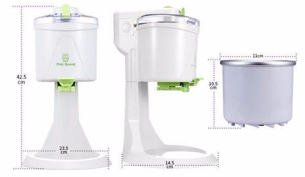 Машина для приготовления домашнего мороженого