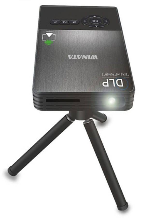Портативный проектор на Android